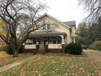 Huron Single Family Home For Sale: 348 Berlin Road