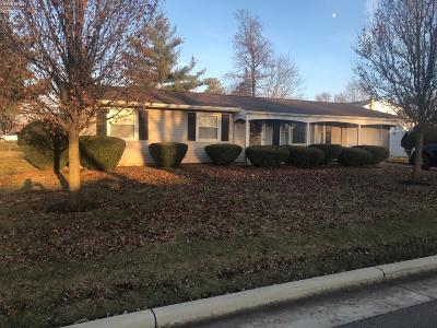 Sandusky Single Family Home For Sale: 3716 Didion Drive