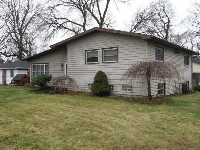 Huron Single Family Home For Sale: 1801 W Cleveland Road