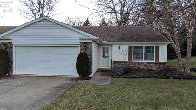 Huron OH Condo/Townhouse For Sale: $167,900