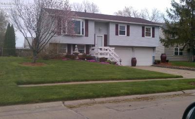 Sandusky Single Family Home For Sale: 2053 E Oldgate