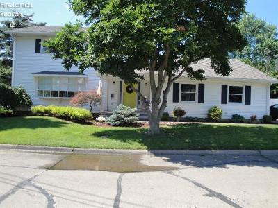 Huron Single Family Home For Sale: 217 First Street