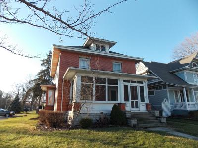 Port Clinton Single Family Home For Sale: 230 Washington Street