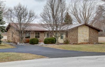 Port Clinton Single Family Home For Sale: 909 E Lockwood Road