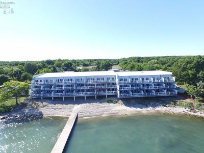 Put-In-Bay Condo/Townhouse For Sale: 1286 Tri-Motor #104