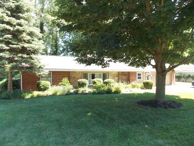 Port Clinton Single Family Home For Sale: 2708 E Sand Road