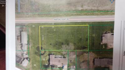 Sandusky Commercial For Sale: Martins Point Road