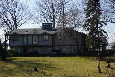 Sandusky Single Family Home For Sale: 721 Cedar Point Road