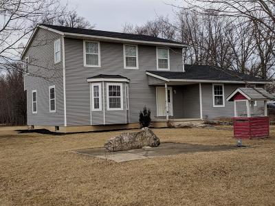 Oak Harbor Single Family Home For Sale: 9501 W Oak Harbor Southeast Road