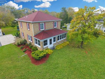Marblehead Single Family Home For Sale: 9816 E Harbor Road