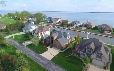 Marblehead Single Family Home For Sale: 6986 E Long Point Circle