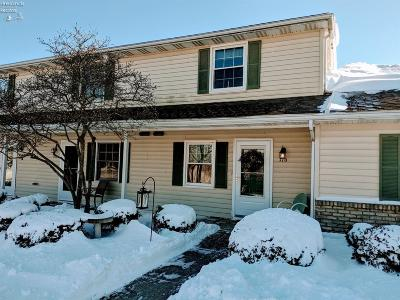 Huron OH Condo/Townhouse For Sale: $99,000