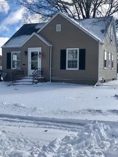 Sandusky Single Family Home For Sale: 502 50th Street