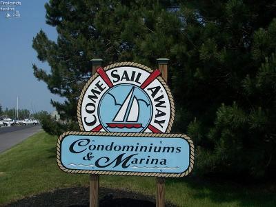 Port Clinton Condo/Townhouse For Sale: 31 N Windward #W-31