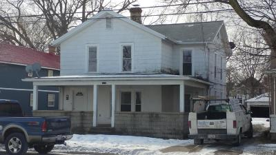 Sandusky Multi Family Home For Sale: 319 Meigs
