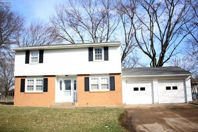 Sandusky OH Single Family Home For Sale: $154,900