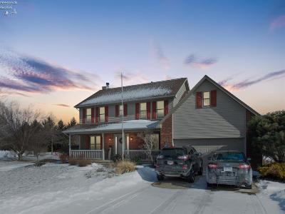 Milan Single Family Home For Sale: 27 Twin Oaks Drive