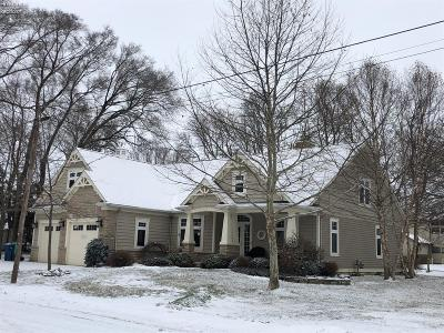 Port Clinton Single Family Home For Sale: 3833 E Overlook Drive