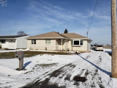 Sandusky Single Family Home For Sale: 2009 Wade Blvd Boulevard