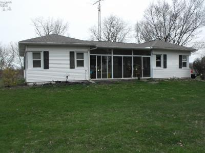 Norwalk Single Family Home For Sale: 860 E State Route 20