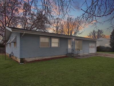 Sandusky Single Family Home For Sale: 115 Meadow Lane