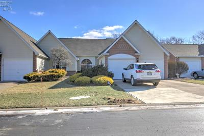 Sandusky Condo/Townhouse For Sale: 4306 White Tail