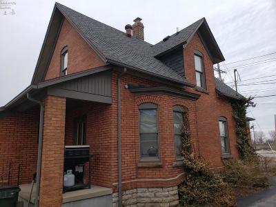 Sandusky Single Family Home For Sale: 2930 Venice Road
