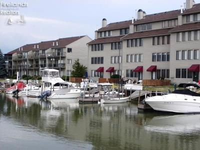 Port Clinton Condo/Townhouse For Sale: 509 W Lakeshore Drive #B4