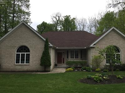 Port Clinton Single Family Home For Sale: 3566 High Point Lane