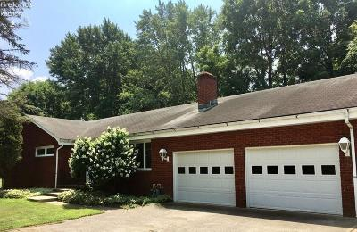 Norwalk Single Family Home For Sale: 1707 Brown Road