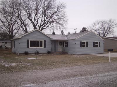 Sandusky Single Family Home For Sale: 2129 Sanford
