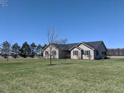 Oak Harbor Single Family Home For Sale: 10151 W Salem Carroll Road