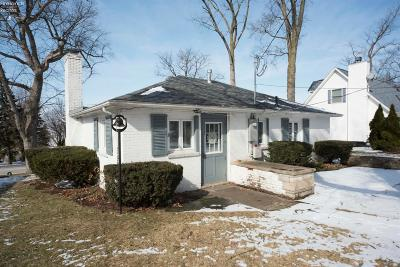 Port Clinton Single Family Home For Sale: 3611 E Eagle Beach Circle