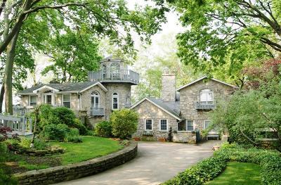 Sandusky Single Family Home For Sale: 1821 Cedar Point Road