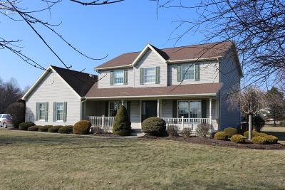Milan Single Family Home For Sale: 2 Ridgeview Circle