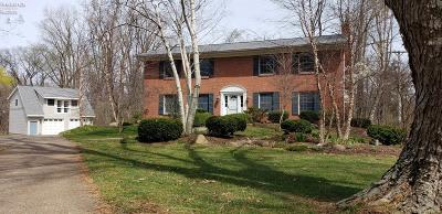 Milan Single Family Home For Sale: 12407 Jeffries Road