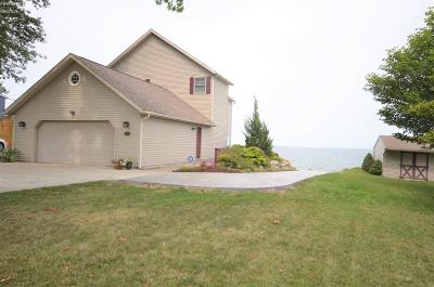 Vermilion Single Family Home For Sale: 3492 Edgewater Boulevard