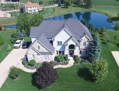 Sandusky Single Family Home For Sale: 3219 Angels Way