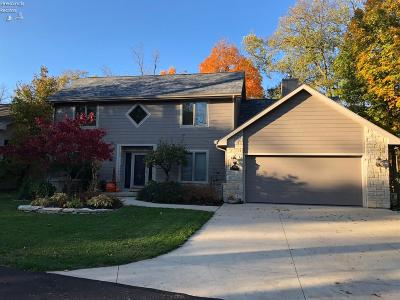 Port Clinton Single Family Home For Sale: 3559 High Point Lane
