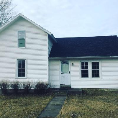 Port Clinton Single Family Home For Sale: 5431 W Harbor Road