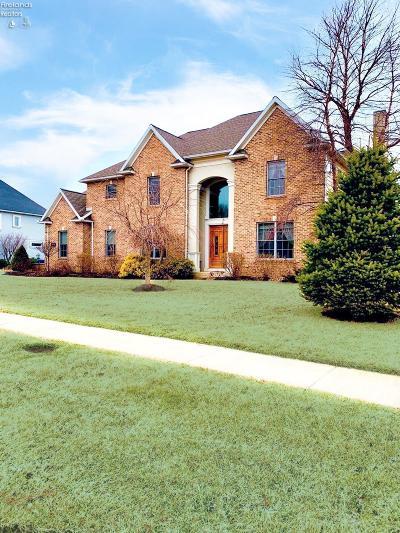 Sandusky Single Family Home For Sale: 3221 Angels Way