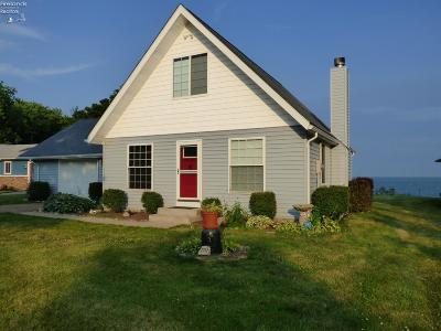 Put-In-Bay Single Family Home For Sale: 1712 Airline