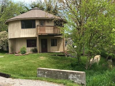 Huron Single Family Home For Sale: 222 Fremont Avenue