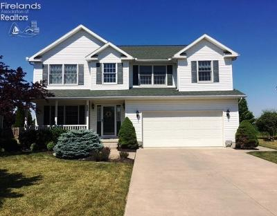 Huron OH Single Family Home For Sale: $267,900