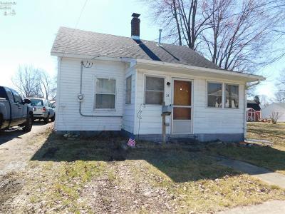 Norwalk Single Family Home For Sale: 24 Fruen Street