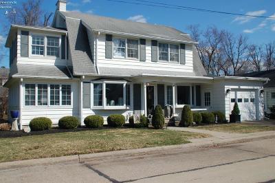 Huron Single Family Home For Sale: 312 Winona Avenue