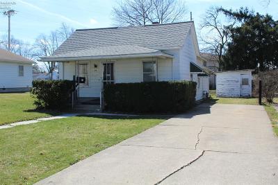 Norwalk Single Family Home For Sale: 93 N Hester Street