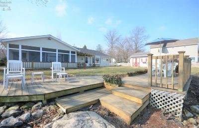 Vermilion Single Family Home For Sale: 3468 Edgewater Drive