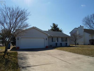 Sandusky Single Family Home For Sale: 502 Pennsylvania Avenue