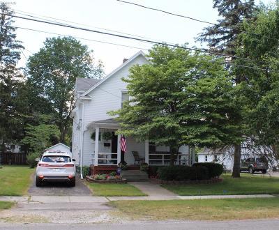 Norwalk Single Family Home For Sale: 20 Olive Street